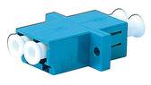 Оптическая розетка LC/UPC SM duplex SC-type одномодовая
