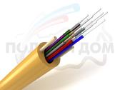 Оптический кабель для внутренней прокладки КСО-Вннг-HF(LS)-В*Е6