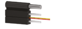 Дроп-кабель оптический ОКДБ-2Д-М