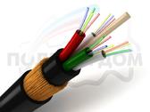 Самонесущий  оптический кабель ДПТ