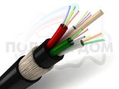 Самонесущий  оптический кабель ОКСНМ-*(6,0)